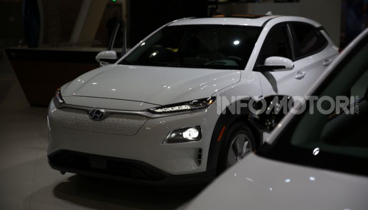 Hyundai e i carburanti alternativi: la rassegna dal Salone di Los Angeles 2018 - Foto 5 di 13