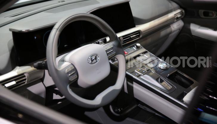 Hyundai e i carburanti alternativi: la rassegna dal Salone di Los Angeles 2018 - Foto 6 di 13