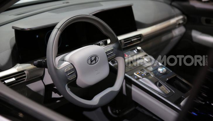 Hyundai e i carburanti alternativi: la rassegna dal Salone di Los Angeles 2018 - Foto 7 di 13