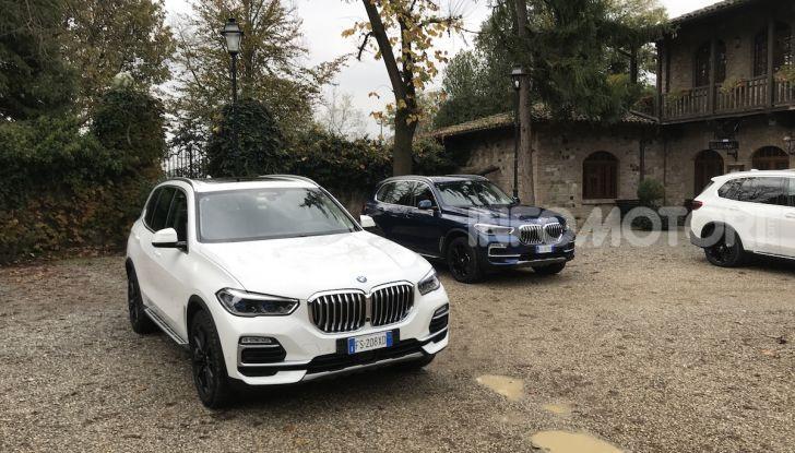 Nuova BMW X5, prova su strada della quarta generazione - Foto 1 di 15