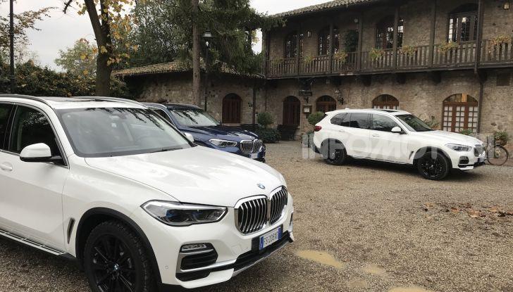 Nuova BMW X5, prova su strada della quarta generazione - Foto 2 di 15