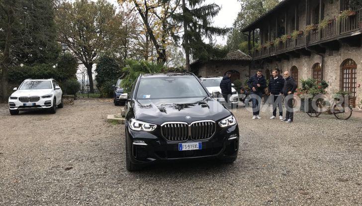Nuova BMW X5, prova su strada della quarta generazione - Foto 3 di 15