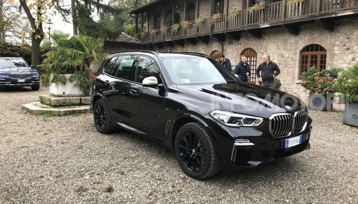 Nuova BMW X5, prova su strada della quarta generazione - Foto 4 di 15