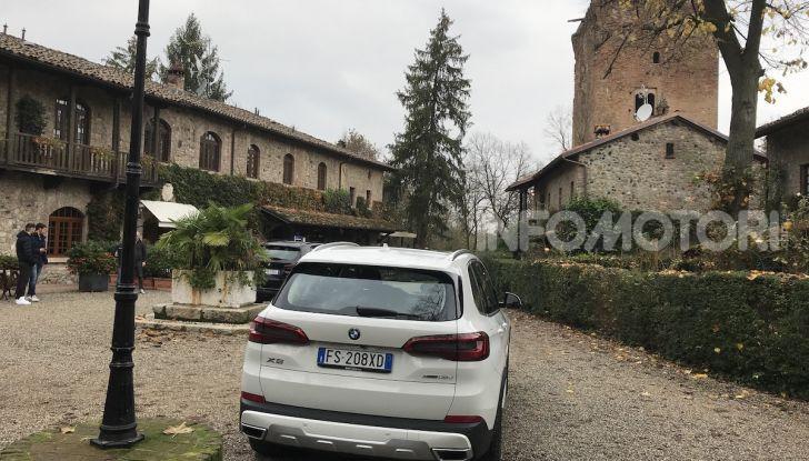 Nuova BMW X5, prova su strada della quarta generazione - Foto 6 di 15