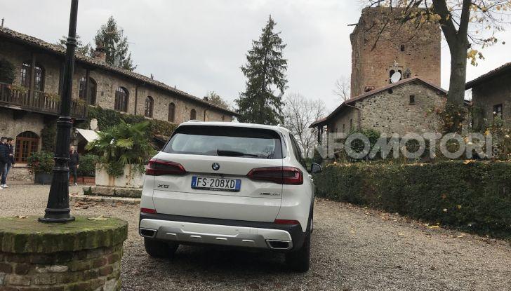 Nuova BMW X5, prova su strada della quarta generazione - Foto 7 di 15