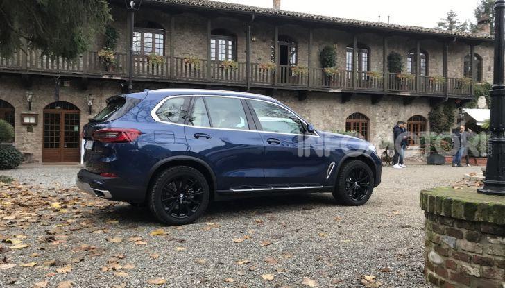 Nuova BMW X5, prova su strada della quarta generazione - Foto 8 di 15