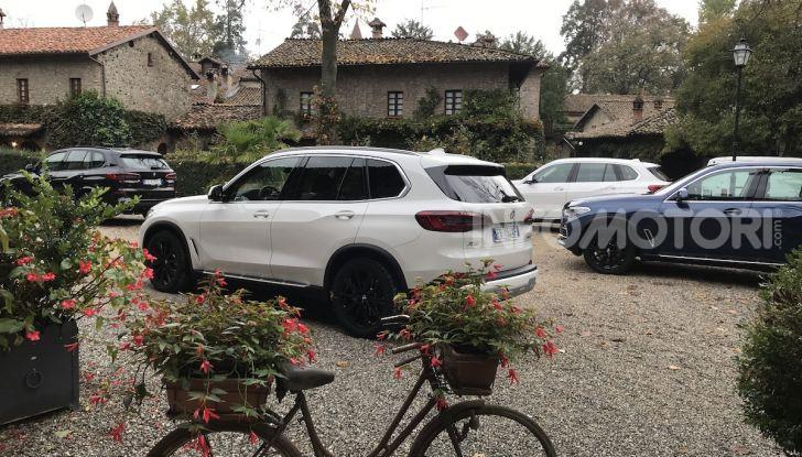 Nuova BMW X5, prova su strada della quarta generazione - Foto 10 di 15