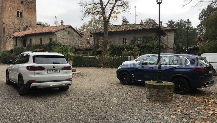 Nuova BMW X5, prova su strada della quarta generazione - Foto 11 di 15