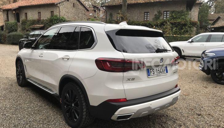 Nuova BMW X5, prova su strada della quarta generazione - Foto 12 di 15