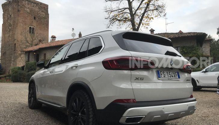 Nuova BMW X5, prova su strada della quarta generazione - Foto 13 di 15