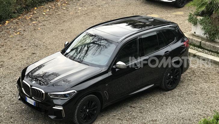 Nuova BMW X5, prova su strada della quarta generazione - Foto 14 di 15
