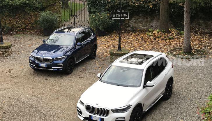Nuova BMW X5, prova su strada della quarta generazione - Foto 15 di 15