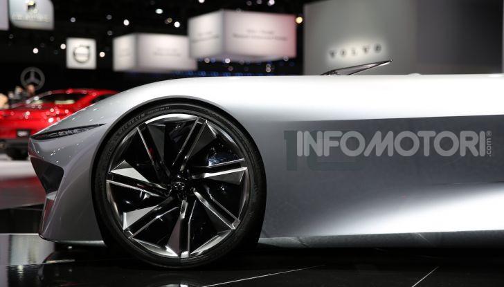 Infiniti, le foto più belle dal Los Angeles Auto Show 2018 - Foto 7 di 11