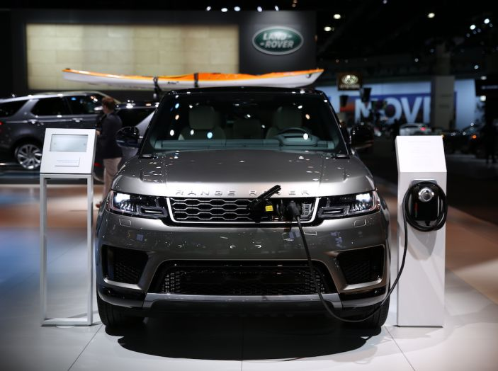 Jaguar Land Rover protagonista al Salone di Los Angeles 2018