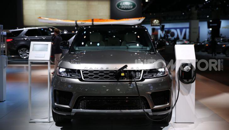 Jaguar Land Rover protagonista al Salone di Los Angeles 2018 - Foto 1 di 16