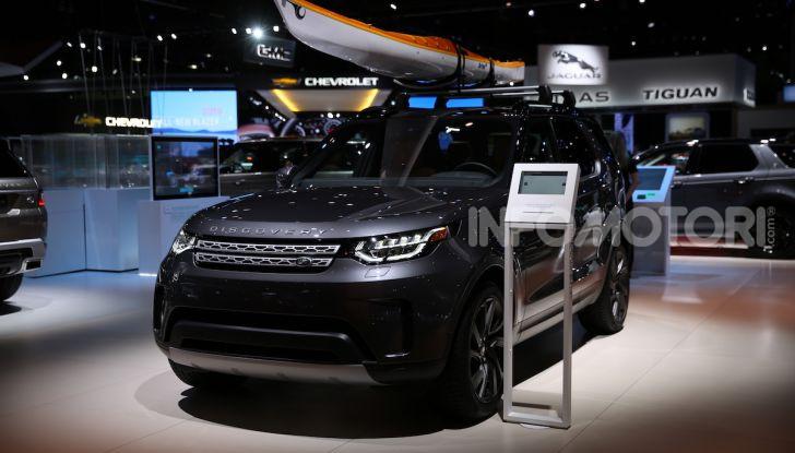 Jaguar Land Rover protagonista al Salone di Los Angeles 2018 - Foto 10 di 16