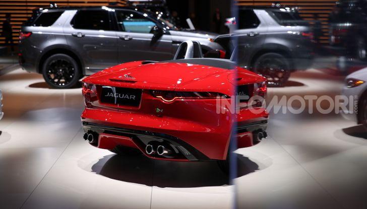 Jaguar Land Rover protagonista al Salone di Los Angeles 2018 - Foto 11 di 16