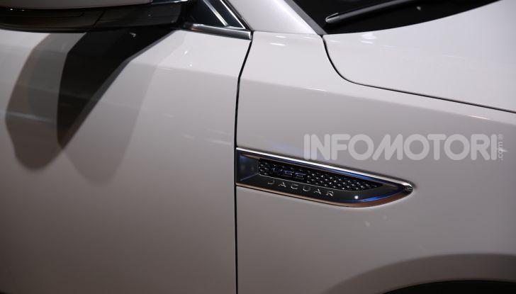 Jaguar Land Rover protagonista al Salone di Los Angeles 2018 - Foto 15 di 16