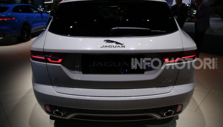 Jaguar Land Rover protagonista al Salone di Los Angeles 2018 - Foto 16 di 16