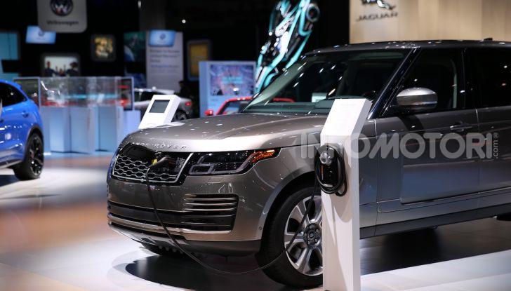 Jaguar Land Rover protagonista al Salone di Los Angeles 2018 - Foto 2 di 16