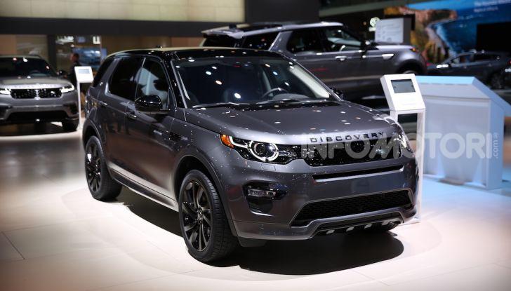 Jaguar Land Rover protagonista al Salone di Los Angeles 2018 - Foto 4 di 16