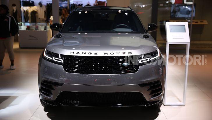 Jaguar Land Rover protagonista al Salone di Los Angeles 2018 - Foto 5 di 16