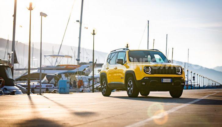Jeep Renegade Trailhawk 2019: la nostra prova su strada - Foto 4 di 58