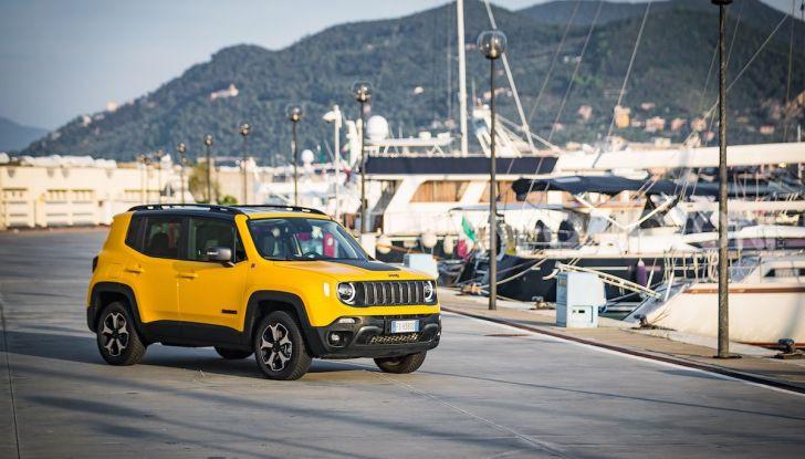Jeep Renegade Trailhawk 2019: la nostra prova su strada - Foto 5 di 58