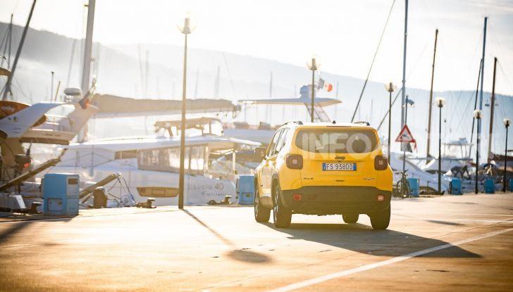 Jeep Renegade Trailhawk 2019: la nostra prova su strada - Foto 7 di 58