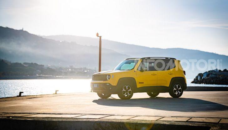 Jeep Renegade Trailhawk 2019: la nostra prova su strada - Foto 8 di 58