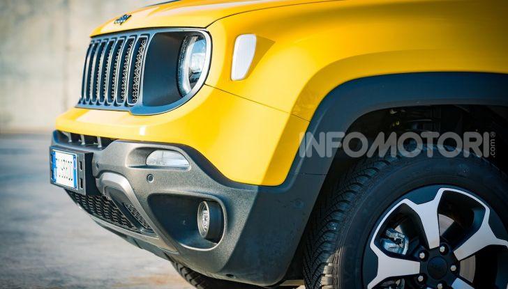 Jeep Renegade Trailhawk 2019: la nostra prova su strada - Foto 11 di 58