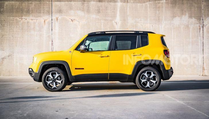 Jeep Renegade Trailhawk 2019: la nostra prova su strada - Foto 16 di 58