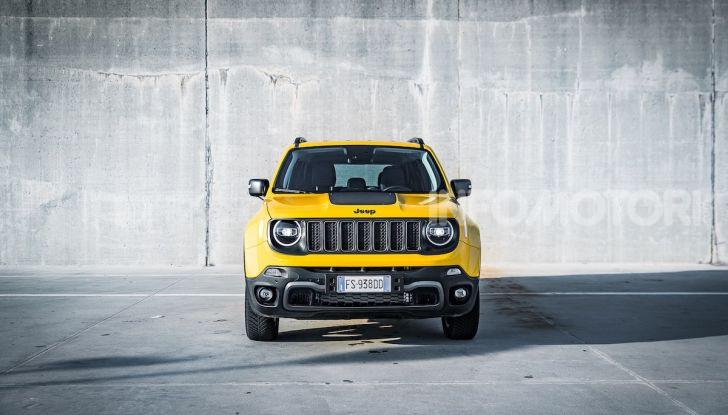 Jeep Renegade Trailhawk 2019: la nostra prova su strada - Foto 17 di 58