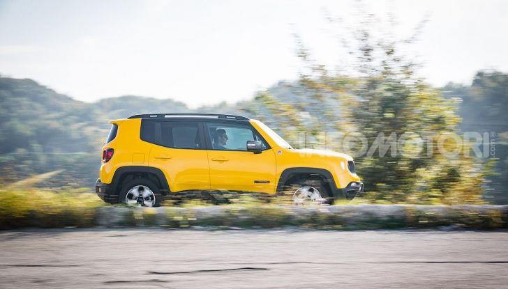 Jeep Renegade Trailhawk 2019: la nostra prova su strada - Foto 19 di 58