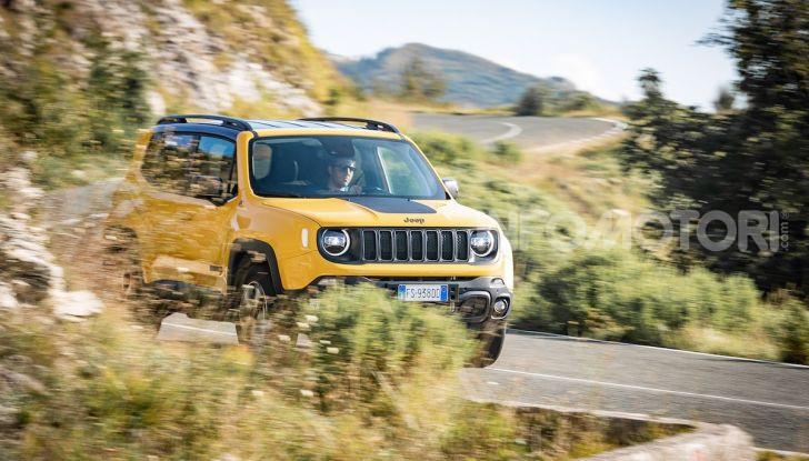 Jeep Renegade Trailhawk 2019: la nostra prova su strada - Foto 21 di 58