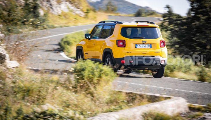 Jeep Renegade Trailhawk 2019: la nostra prova su strada - Foto 23 di 58