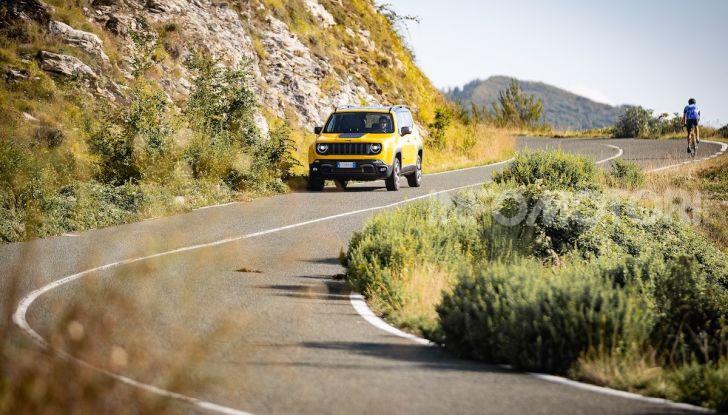 Jeep Renegade Trailhawk 2019: la nostra prova su strada - Foto 24 di 58