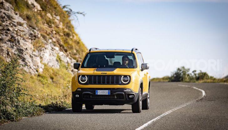 Jeep Renegade Trailhawk 2019: la nostra prova su strada - Foto 26 di 58