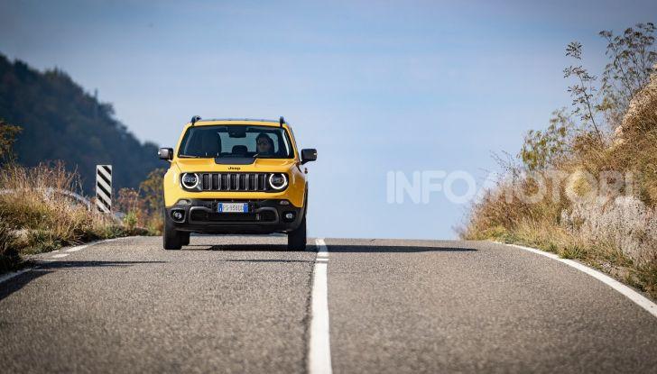 Jeep Renegade Trailhawk 2019: la nostra prova su strada - Foto 29 di 58
