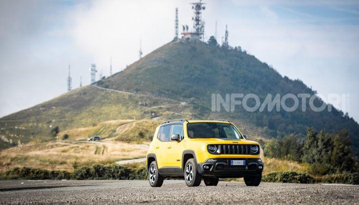 Jeep Renegade Trailhawk 2019: la nostra prova su strada - Foto 30 di 58