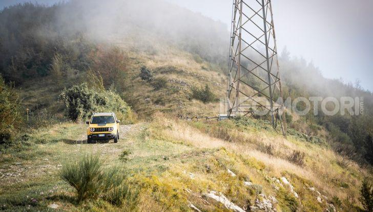Jeep Renegade Trailhawk 2019: la nostra prova su strada - Foto 31 di 58