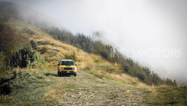 Jeep Renegade Trailhawk 2019: la nostra prova su strada - Foto 32 di 58