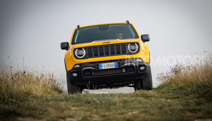 Jeep Renegade Trailhawk 2019: la nostra prova su strada - Foto 36 di 58