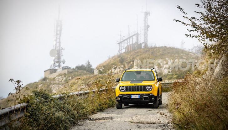 Jeep Renegade Trailhawk 2019: la nostra prova su strada - Foto 3 di 58