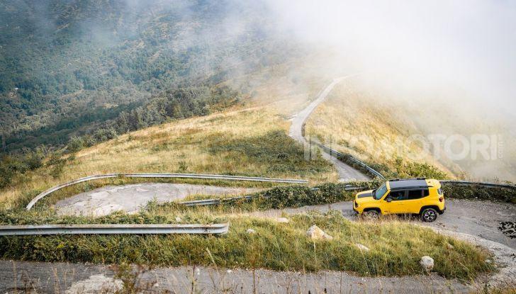 Jeep Renegade Trailhawk 2019: la nostra prova su strada - Foto 2 di 58
