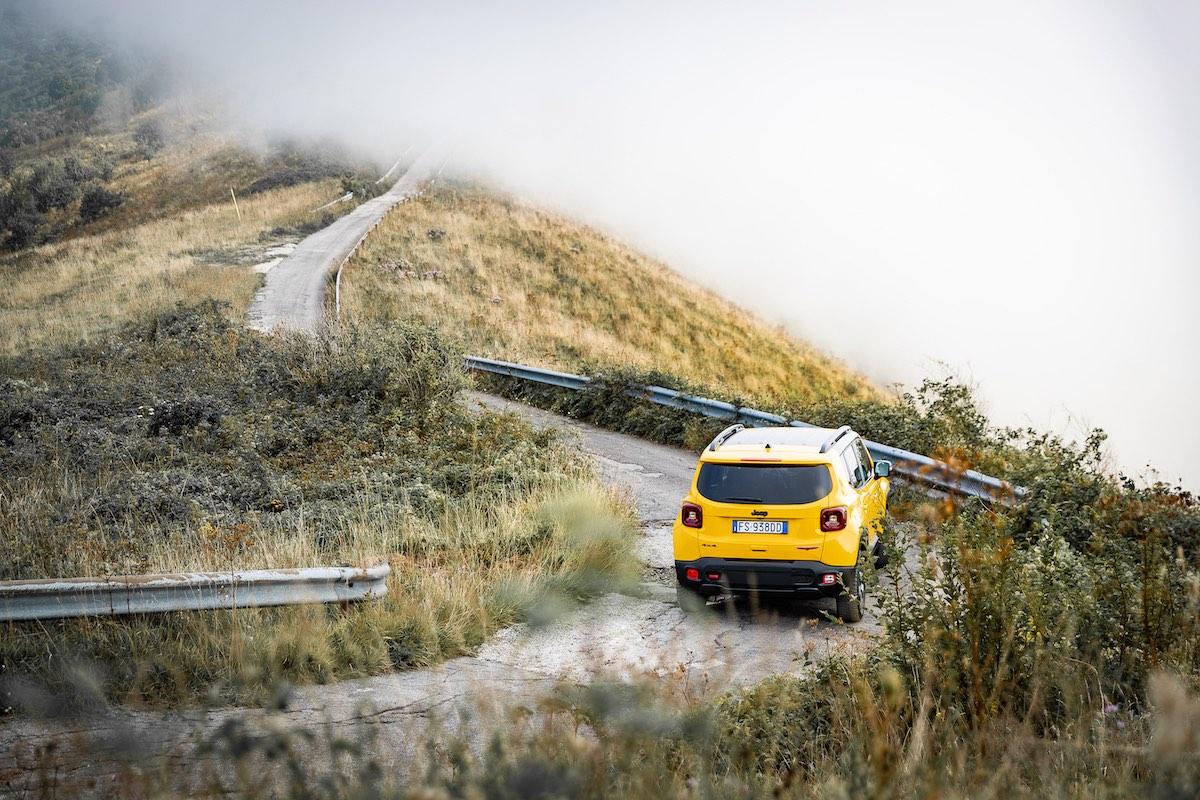 Jeep Trailhawk 2019