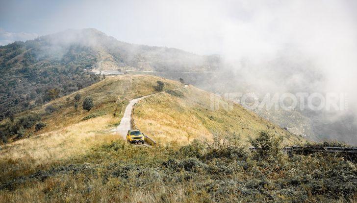 Jeep Renegade Trailhawk 2019: la nostra prova su strada - Foto 38 di 58