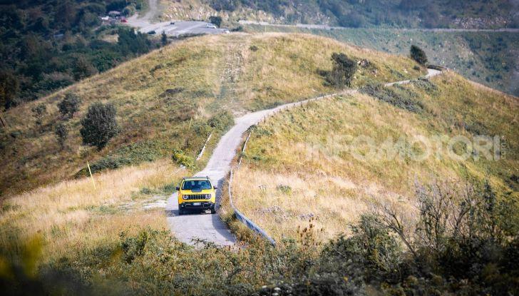 Jeep Renegade Trailhawk 2019: la nostra prova su strada - Foto 39 di 58