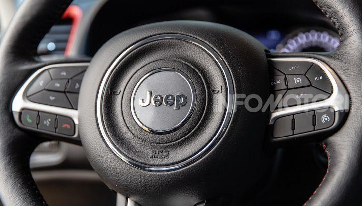 Jeep Renegade Trailhawk 2019: la nostra prova su strada - Foto 46 di 58