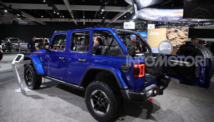 Tutto il meglio dello stand Jeep al Salone di Los Angeles 2018 - Foto 15 di 31